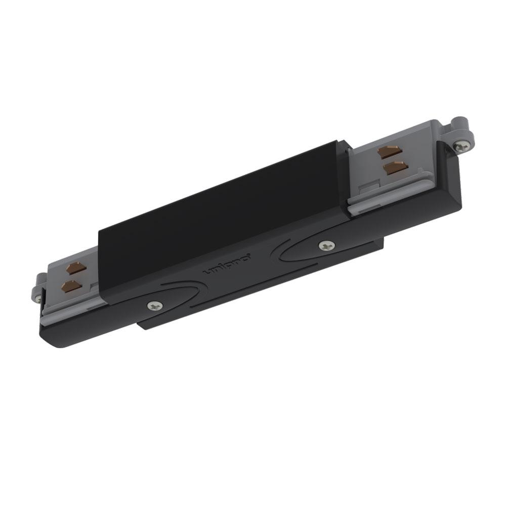 CLE Mitteleinspeisung für Profi 3 Ph. Stromschienen schwarz universal Schutzleiter L/R