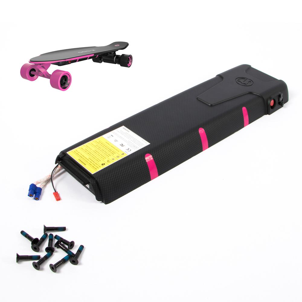Yuneec EGO 2 Ersatz Akku für E-Longboard Hot Pink