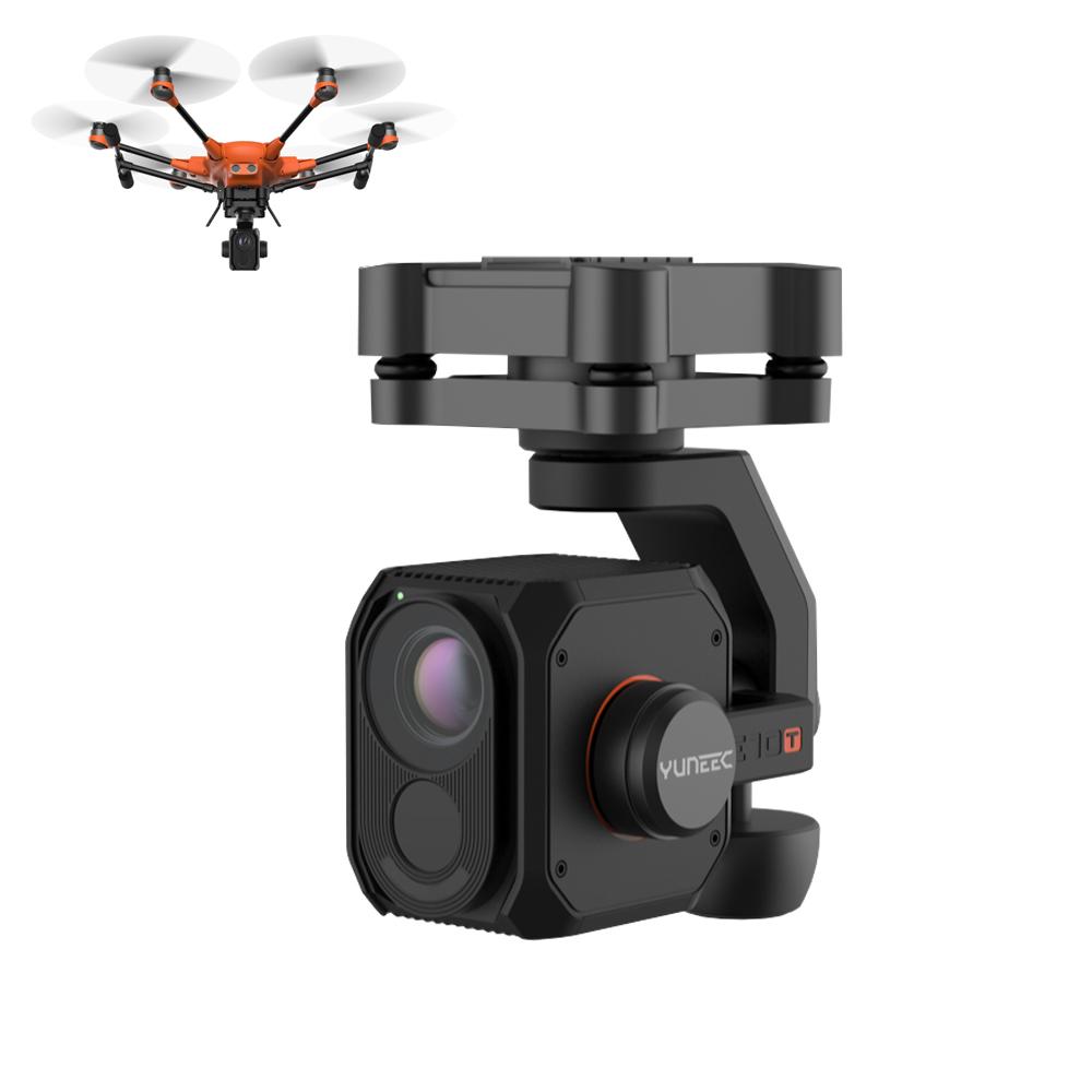 Yuneec E10Tv Wärme- und Restlichtkamera für H520 Hexacopter 640 x 512 Thermalauflösung 50° FOV