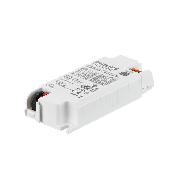 Philips Mini LED Driver Xitanium 80-500mA 8-24V 12W 230V Trafo Netzteil Netzgerät Konstantstromtrafo