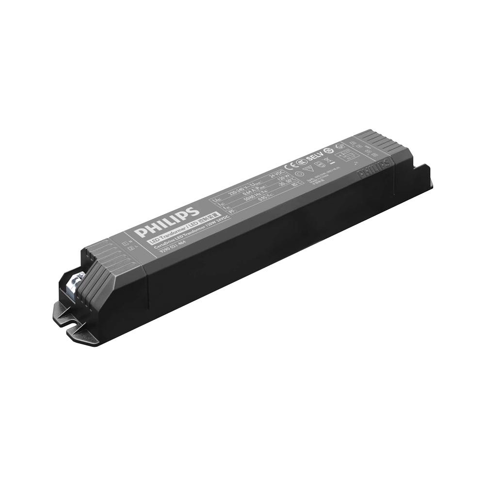 Philips CertaDrive LED Transformer 100-5000mA 120W 24V DC Konstantspannung Trafo Netzteil Netzgerät