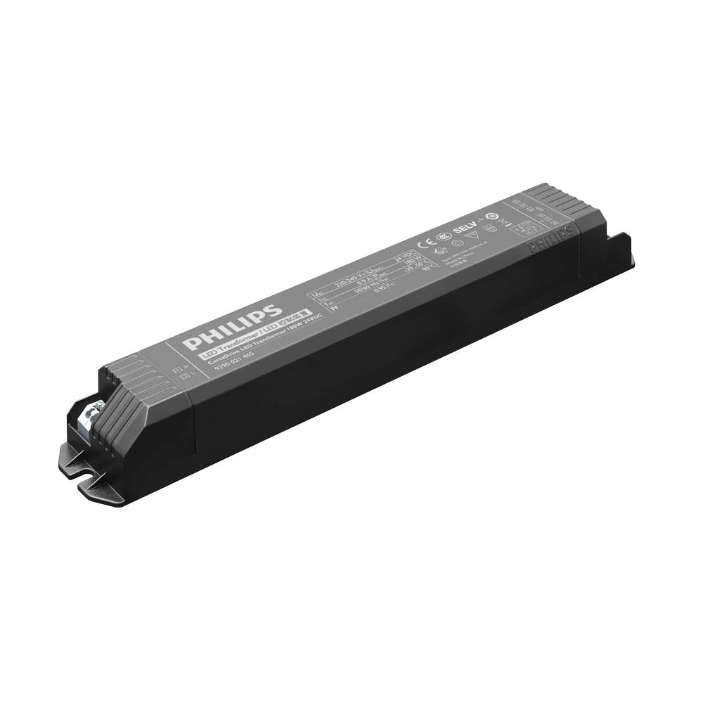 Philips CertaDrive LED Transformer 100-7500mA 180W 24V DC Konstantspannung Trafo Netzteil Netzgerät