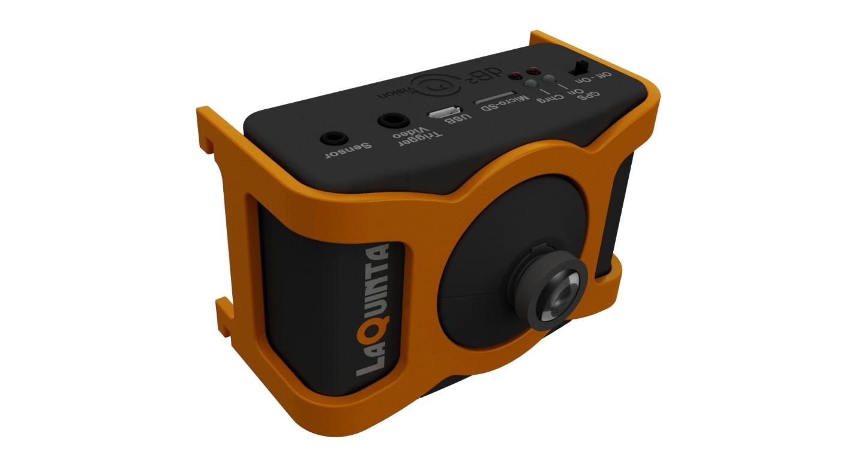 Yuneec LaQuinta Multispektralkamera für H520/H520E mit Halterung und Sensor