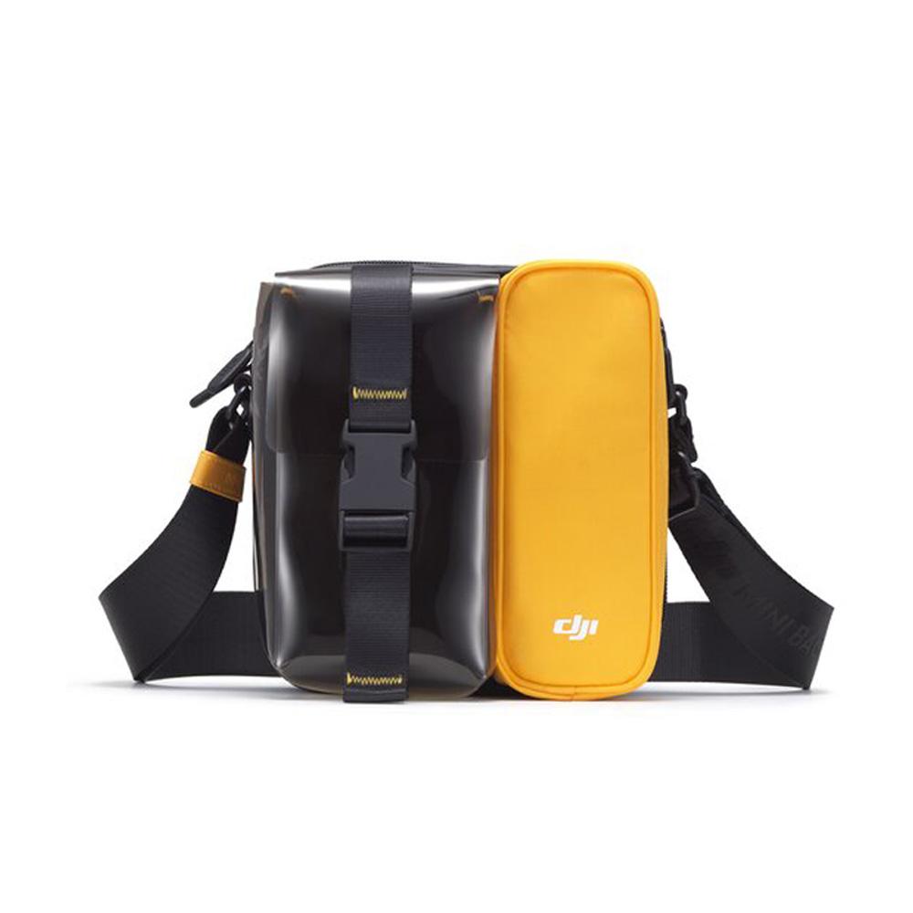 DJI Mini 2 Umhängetasche schwarz gelb
