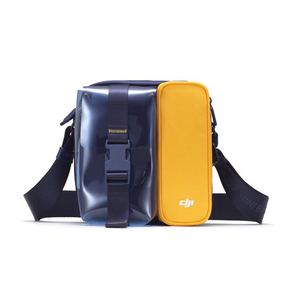 DJI Mini 2 Umhängetasche blau gelb