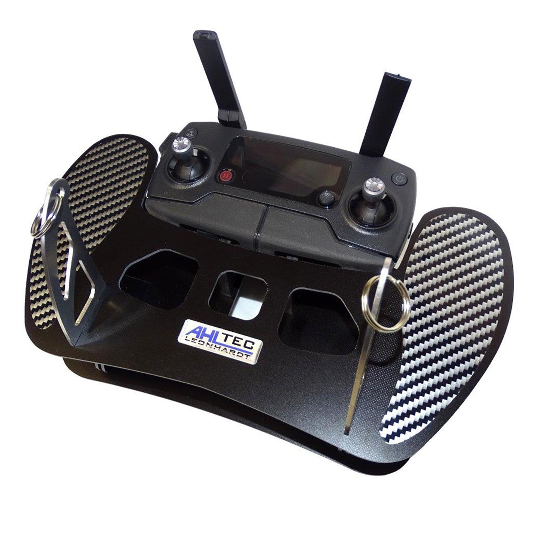 AHLtec Hochwertiges Senderpult für DJI Mavic Mini in schwarz