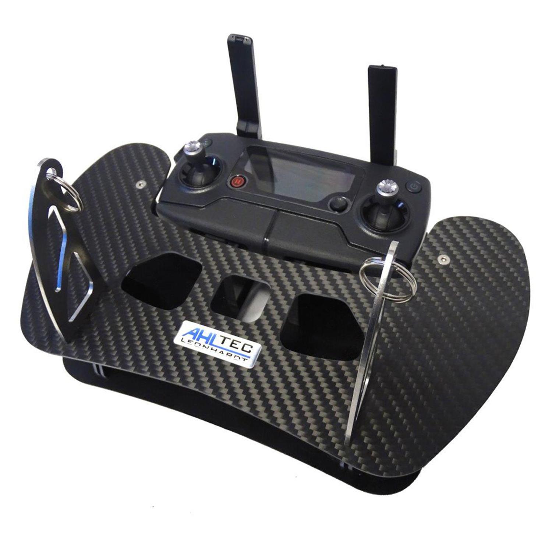 AHLtec Hochwertiges Senderpult für DJI Mavic Mini in Carbon