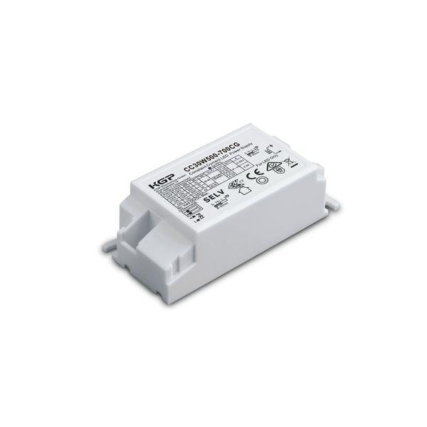 LED Treiber 30W 500-700mA 25-42V schaltbar DIP Switch Trafo Netzteil Netzgerät Konstantstromtrafo