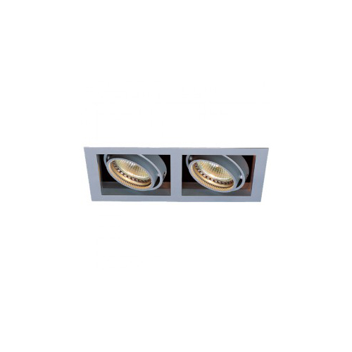 CLE Kardan LED / Halogen Einbauleuchte YK2-NV max. 2x 50W 12V
