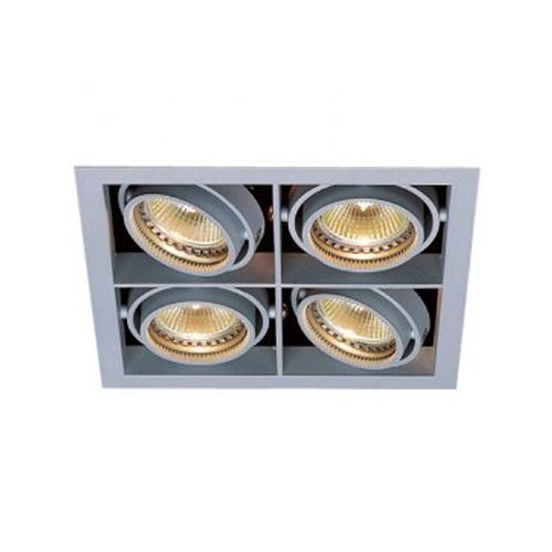 CLE Kardan LED / Halogen Einbauleuchte YK4-NV max. 4x 50W 12V