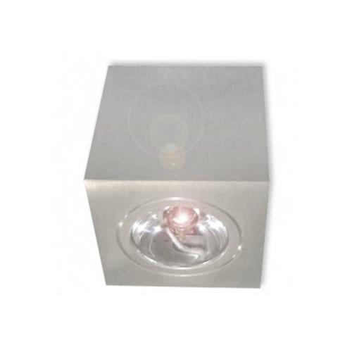 CLE ALUTEC LED ALU Aufbauleuchte LED 1001 1W 230V