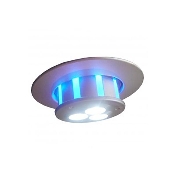 CLE LED Einsatz Blue Ray 3x 1W 230V