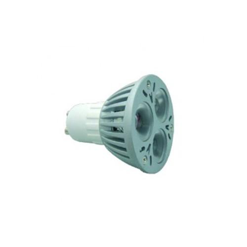 LED Lampe 3x 1W GU 10 230V 3200K