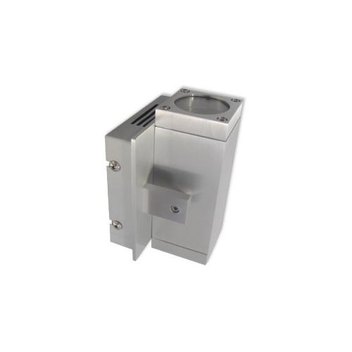 CLE Halogen / LED Wandleuchte ALUTEC max.2x 40W 230V alu