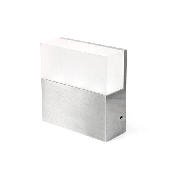 CLE LED Wandleuchte ALUTEC 3x 0,2W 230V alu