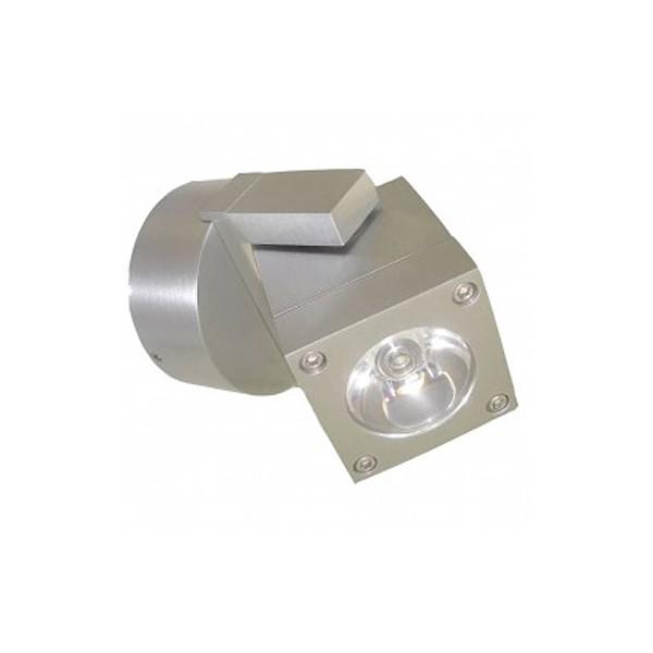 CLE LED Wandleuchte ALUTEC 1W 230V alu