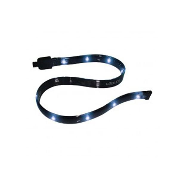 CLE LED Lichtleiste Stripe flexibel 12V weiss