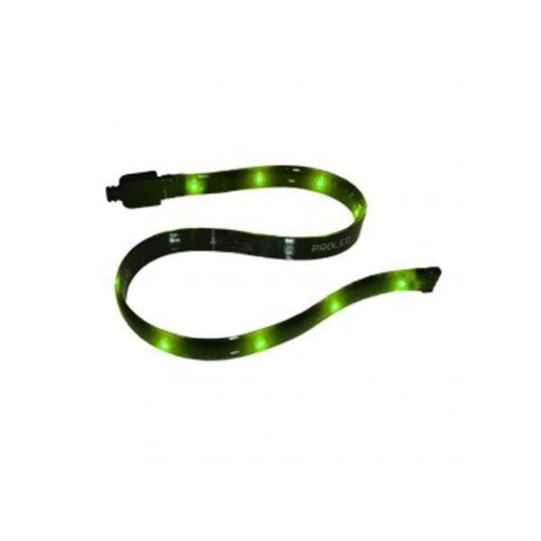 CLE LED Lichtleiste Stripe flexibel 12V grün