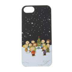 iLuv Snoopy Hardcase für iPhone 5 / 5S / SE Christmas Edition - VARIANTE – Bild 2