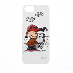 iLuv Snoopy Hardcase für iPhone 5 / 5S / SE Christmas Edition - VARIANTE – Bild 3