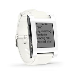 Pebble Smartwatch 301 für iPhone and Android - VARIANTE – Bild 6