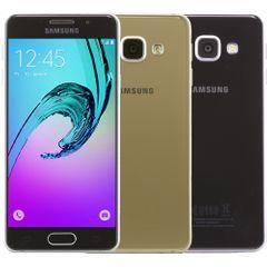 Samsung Galaxy A3 (2016) SM A310F 16GB Smartphone Schwarz Sehr Gut