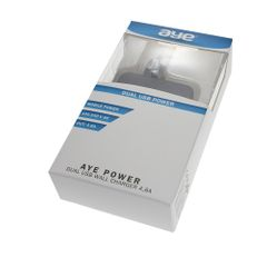 Aye Dual USB Power Adapter - PARENT – Bild 1