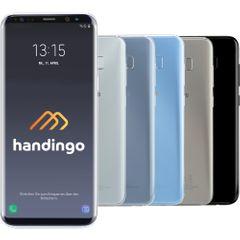 Samsung Galaxy S8+ Dual-Sim SM-G955FD Smartphone - VARIANTE – Bild 1