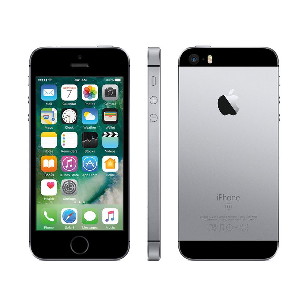 iPhone SE 1. Generation Spacegrau 16GB 32GB 64GB 128 GB ...