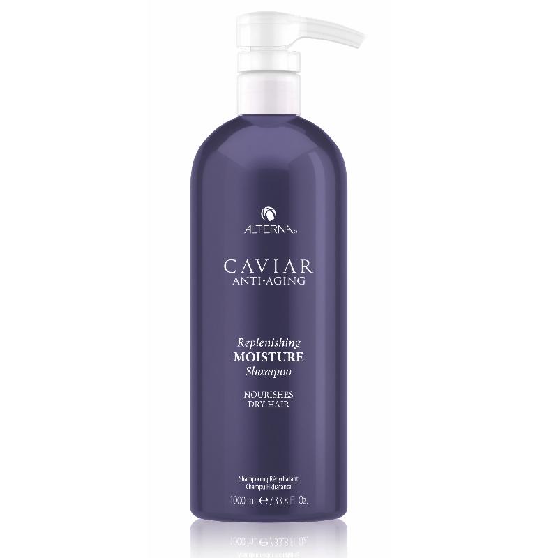 Alterna Caviar Replenishing Moisture Shampoo incl. Pumpe 1000ml