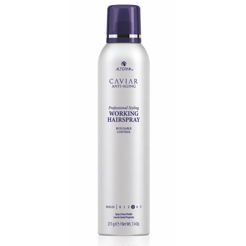 Alterna Caviar Anti-Aging Professional Styling Working Hairspray 211g