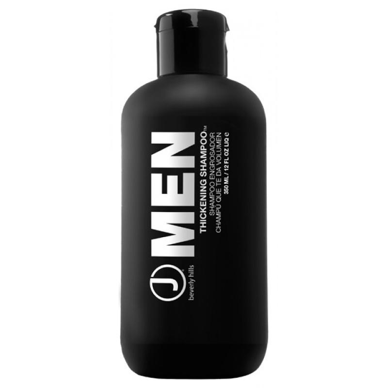 J Beverly Hills Men Thickening Shampoo 350 ml