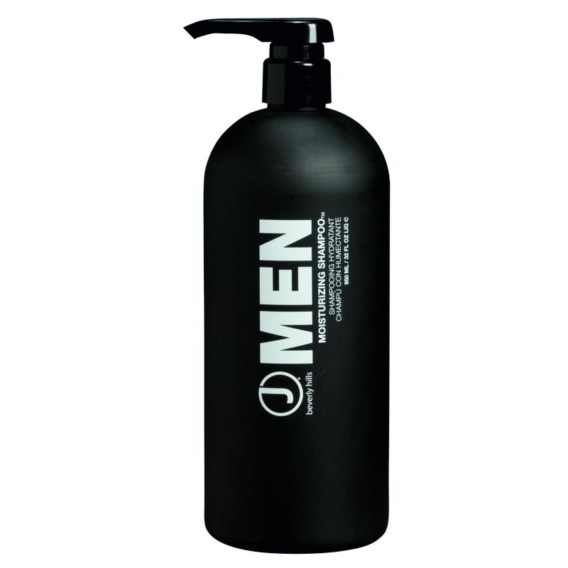 J Beverly Hills Men Moisturizing Shampoo 950ml incl. Pumpe