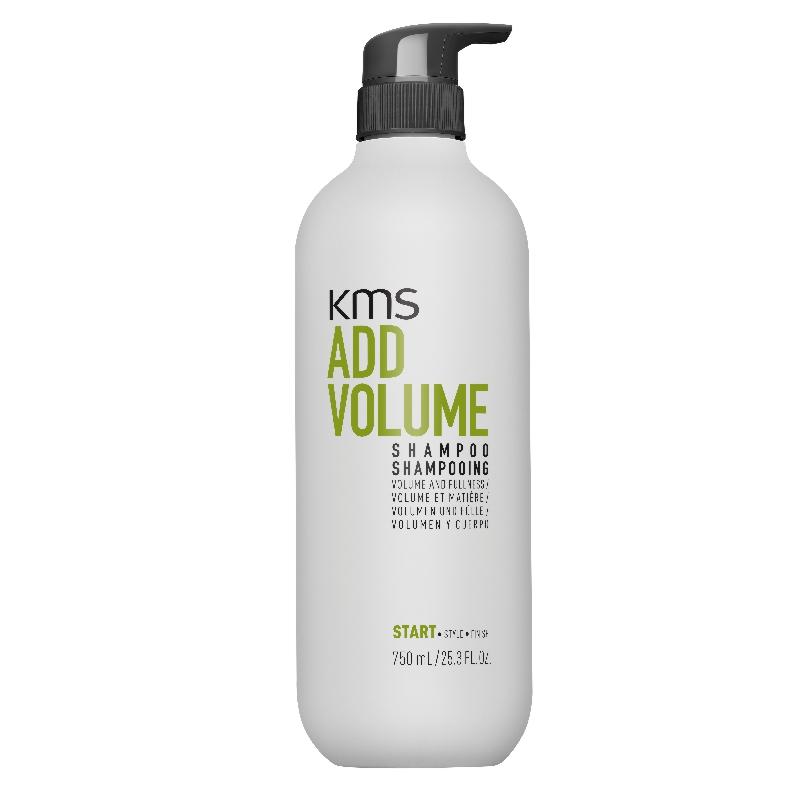 KMS Addvolume Shampoo 750 ml incl. Pumpe