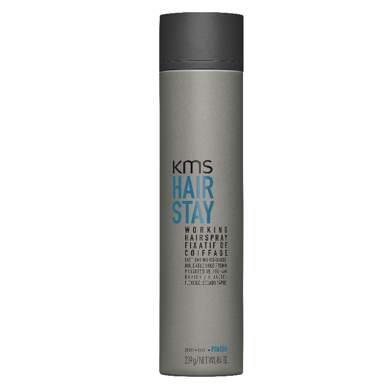 KMS Hairstay Working Spray 300 ml