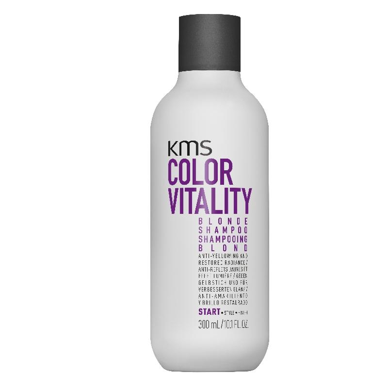 KMS Colorvitality Blonde Shampoo 300 ml