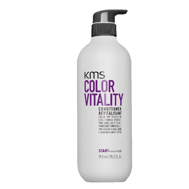 KMS Colorvitality Conditioner 750 ml incl. Pumpe