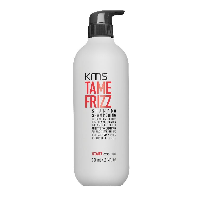 KMS Tamefrizz Shampoo 750 ml incl. Pumpe