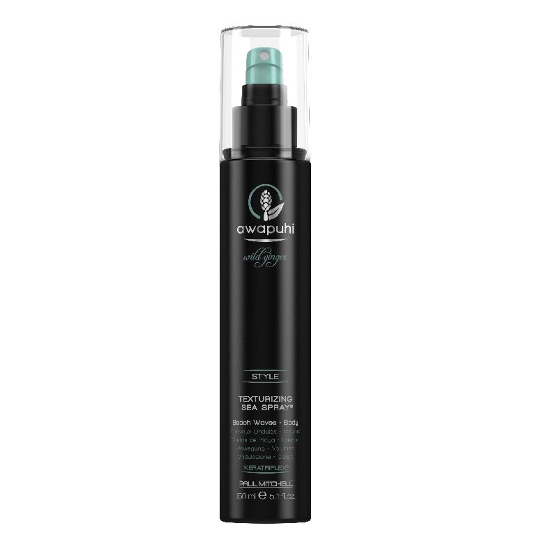 Awapuhi Wild Ginger Texturizing Sea Spray 150ml