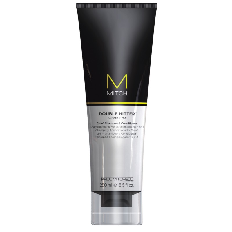 Mitch Double Hitter 2-in-1 Shampoo 75ml
