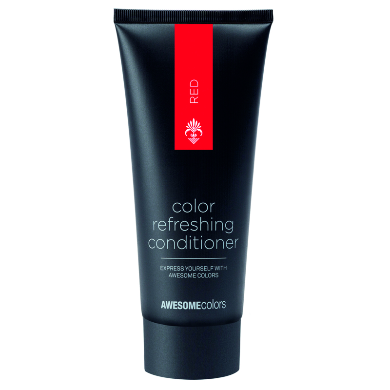 Sexyhair Awesome Color Refreshing Conditioner Red 200ml
