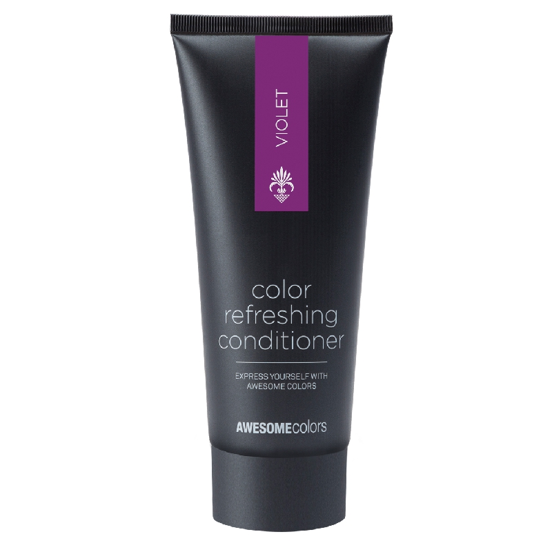Sexyhair Awesome Color Refreshing Conditioner Violet 200ml