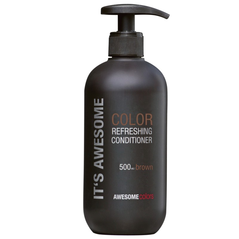 Sexyhair Awesome Color Refreshing Conditioner Brown 500ml