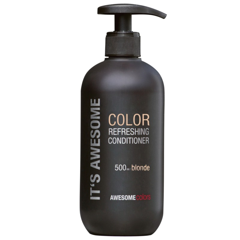 Sexyhair Awesome Color Refreshing Conditioner Blonde 500ml