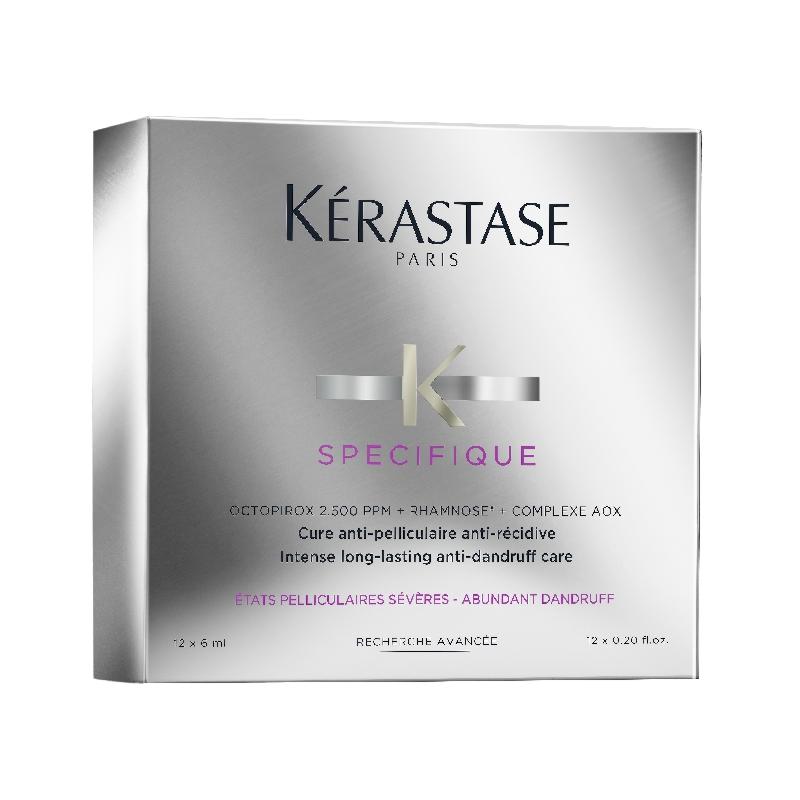 Kerastase Specifique Cure Anti-Pelliculaire Intensive 12 x 6 ml