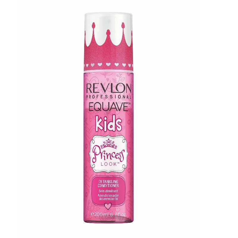 Revlon Equave 2 Phase Kids Princess leave-in Conditioner 200ml