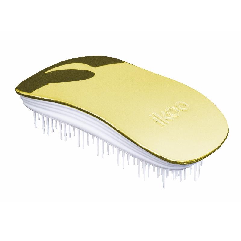 IKOO Hairbrush Metallic Home Soleil