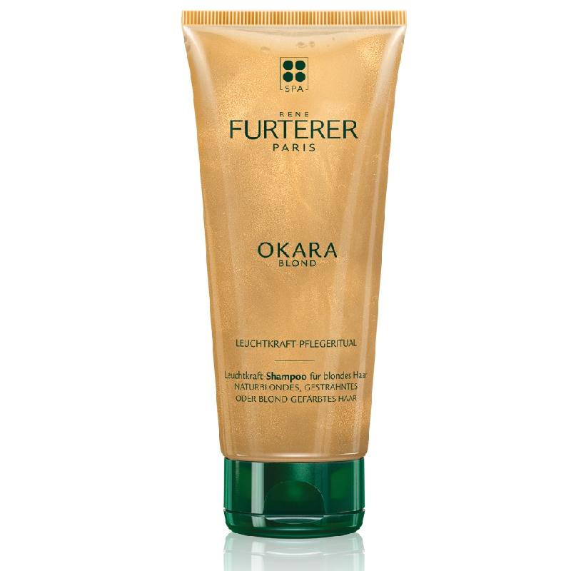 Rene Furterer Okara Blond Leuchtkraft-Shampoo 200 ml