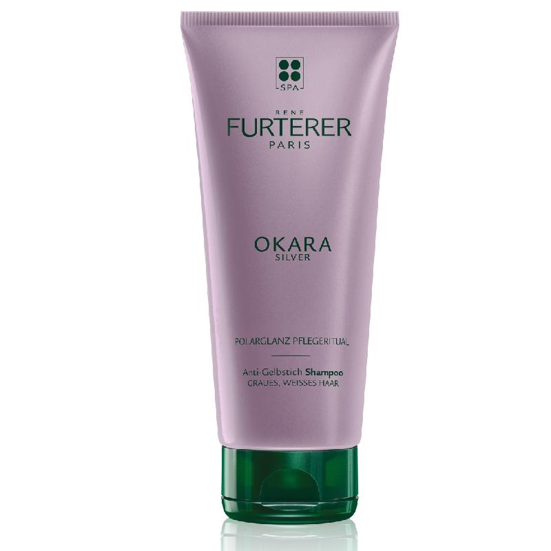 Rene Furterer Okara Silber Polarglanz-Shampoo 200 ml