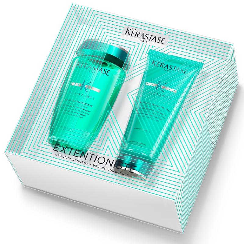 Kerastase Resistance Extentioniste Box incl. Bain Extentioniste 250 ml und Fondant Extentioniste 200ml